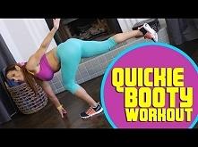 Quickie Booty Bodyweight Workout | Natalie Jill