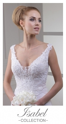Suknia marki Isabel z kolek...