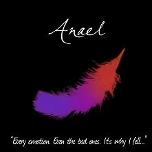 Anioły z Supernatural + cytaty:  Anna