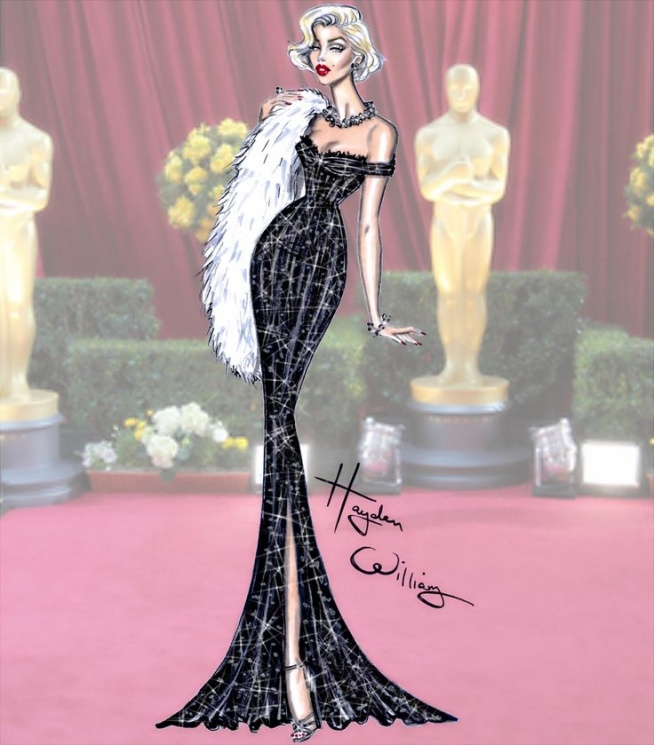 Hayden Williams: Marilyn Monroe