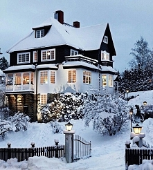 Chciałabym taką zimę...♥