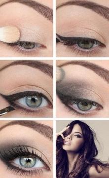 Dużo makijaży wieczorowych,...