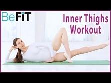 wewnętrzna strona ud ;) daje popalić  Ballet Beautiful: Lean, Firm Inner Thighs Workout- Mary Helen Bowers