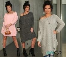 Modny,luźny sweter