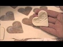 Ozdoby choinkowe z MASY SOLNEJ / przepis na masę solną