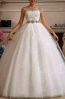 Suknia ślubna typu Princess...