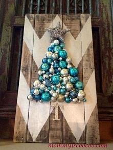 Piękna ozdoba świąteczna DIY