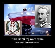 """""""Od ziemi tej wiara wam polski żołnierz tu strzeże swych bram !"""""""