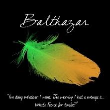 Anioły z Supernatural + cytaty: Baltazar