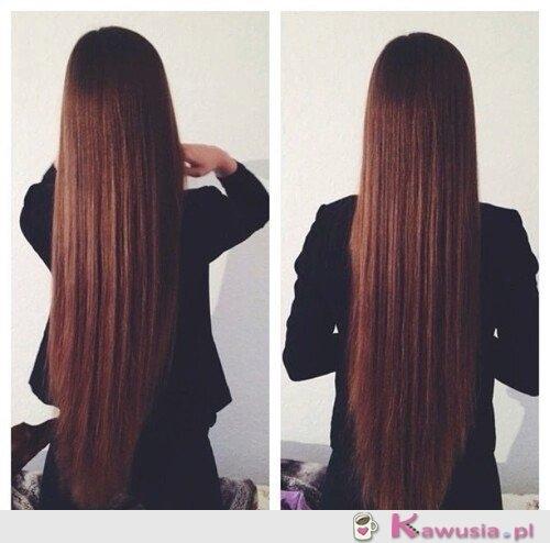 Mam dość długie włosy - do pasa - te są jeszcze dłuższe i nie wiem czy zapuszczać na taką długość czy utrzymywać taką jaką mam ? doradzicie coś ?