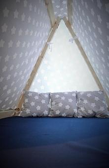 Namiot dla maluchów, pomysł na prezent, kupuj na Allegro ;)