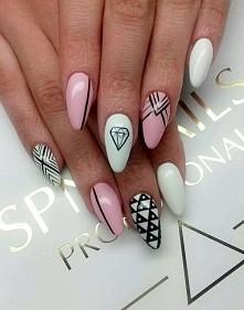 Paznokcie akrylowe + lakiery hybrydowe SPN Nails Nails by Justyna, Beautica,S...