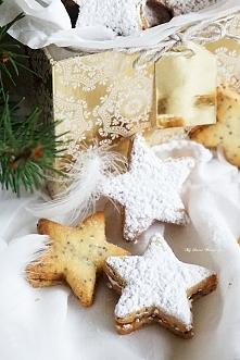 Proste ciasteczka z makiem na święta PRZEPYSZNE <3 klik w zdjęcie i zobacz przepis