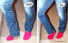 Jak skrócić spodnie zachowując oryginalny szew? DIY Po kliknięciu w zdjęcie - tutorial :)