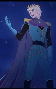 Elsa w wersji male.