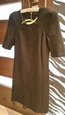 sukienka River Island uk6 czarna sprzedam cena 50zl