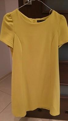 sukienka lemon Zara TRF 36 SPRZEDAM cena 70zl.