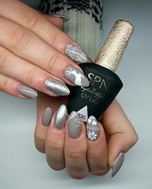 Świątecznie :-)  Nails by R...