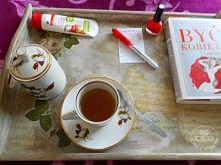 Herbatka z książką