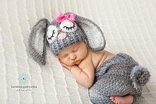 Króliczek dla maluszka :)
