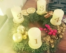 na stół świątecznie :)