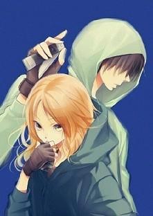 Anime boy&girl