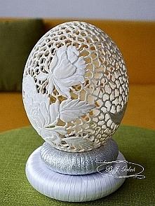 ażurowe jajko
