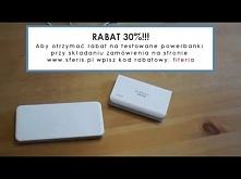 Jaki powerbank wybrać? Test i porównanie - Świąteczny rabat od sklepu Sferis.pl!! Zobacz koniecznie!!!