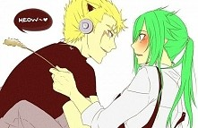 Fairy Tail - Freed & Laxus