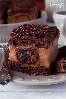 Ciasto z piernikami katarzynka