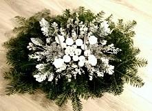biało srebrny stroik :-)