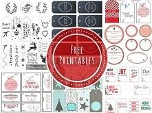 Free Printables. Etykiety p...