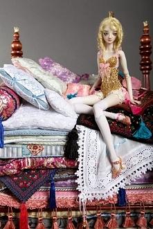 Artystka nad jedną lalką pracuje 500 godzin, ale efekty pracy są niesamowite! WIĘCEJ PO KLIKNIĘCIU  W OBRAZEK.