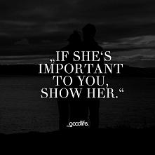 Jeśli ona jest dla Ciebie w...