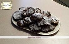Ciasteczka czekoladowe! Przepyszne!! :) Przepis po kliknięciu na zdjęcie :)
