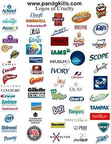 Firmy, które testują produkty na zwierzętach!!! WIĘCEJ PO KLIKNIĘCIU W OBRAZEK.