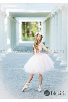 Gorgeous Flower Girl Dress, Photo Prop, Flower Girl Tutu Dress, Blush Pink and Ivory, Lce Top, Tutu Dress