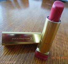 Szminka Max Factor, recenzja na blogu po kliknięciu w zdjęcie. Zapraszamy. ;)