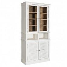 Drewniana biblioteczka z praktycznym miejscem do przechowywania, z rewelacyjn...