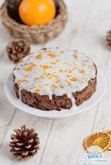Bezglutenowy keks świąteczny z bakaliami