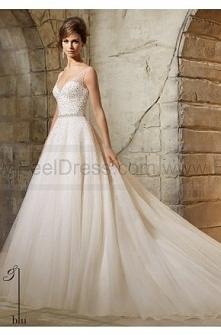 Mori Lee Wedding Gown 5376