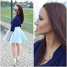 Kamila K. blogerka pośród wielu... Lecz wyróżnia się super stylizacjami... Po...