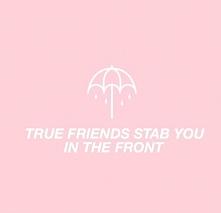 BMTH- true friends