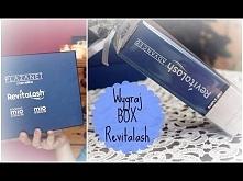 Wygraj BOX Revitalash | Kalendarz Adwentowy 4