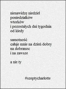 #samotność