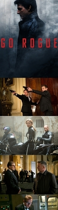 Mission: Impossible / Rogue...