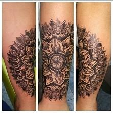 #tattoo #mandala
