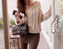brown..