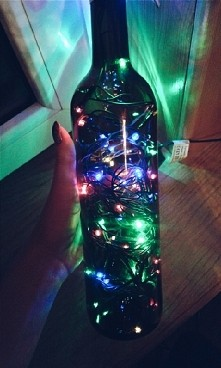 Światełka w butelce