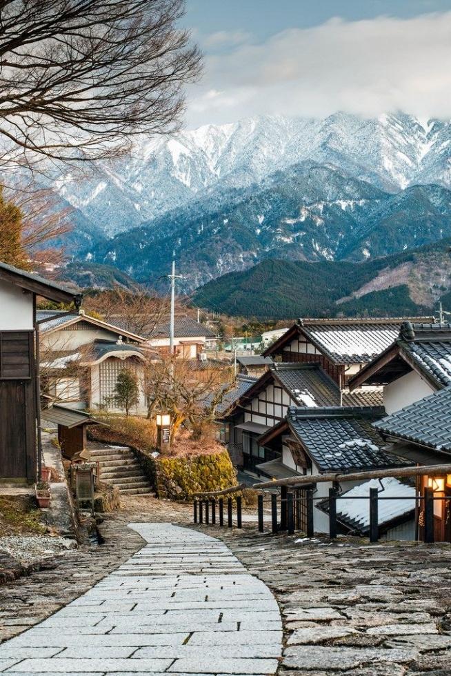 Kiso Valley Nagano,Japan